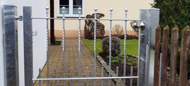 Gartentüren dauerhaft und schön